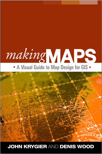 Book Making Maps Diy Cartography
