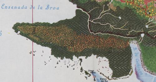 007_Cuba_Canet_Raisz_Map