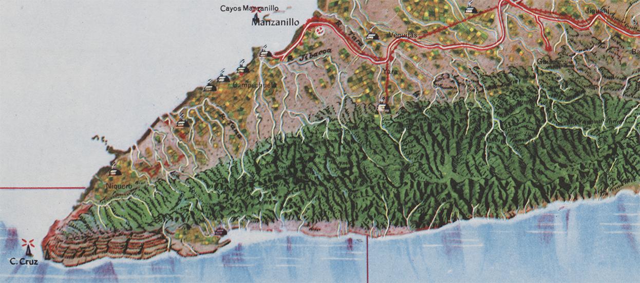 011_Cuba_Canet_Raisz_Map
