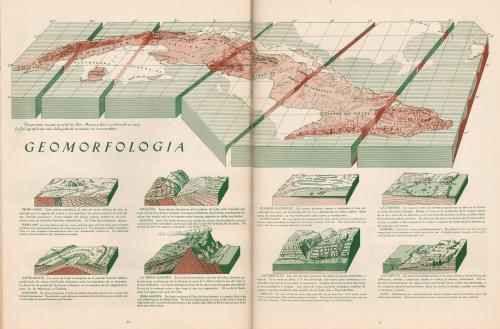 raisz_atlas_of_cuba_p20-21_geomorph