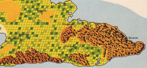 raisz_atlas_of_cuba_p42-43_agriculture_close
