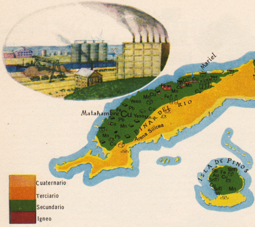 raisz_atlas_of_cuba_p46-47_mining_close